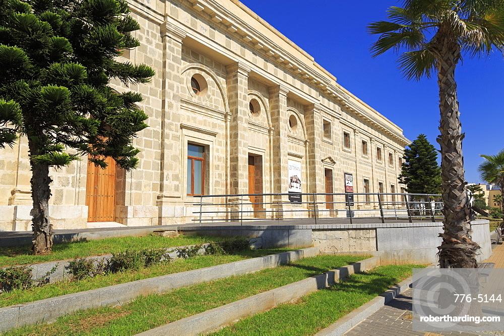 Casa De Iberoamerica, Cadiz, Andalusia, Spain, Europe