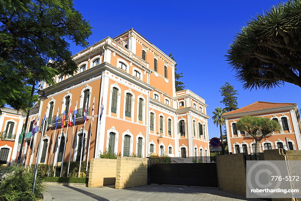 Casa Colon, Huelva City, Andalusia,Spain, Europe