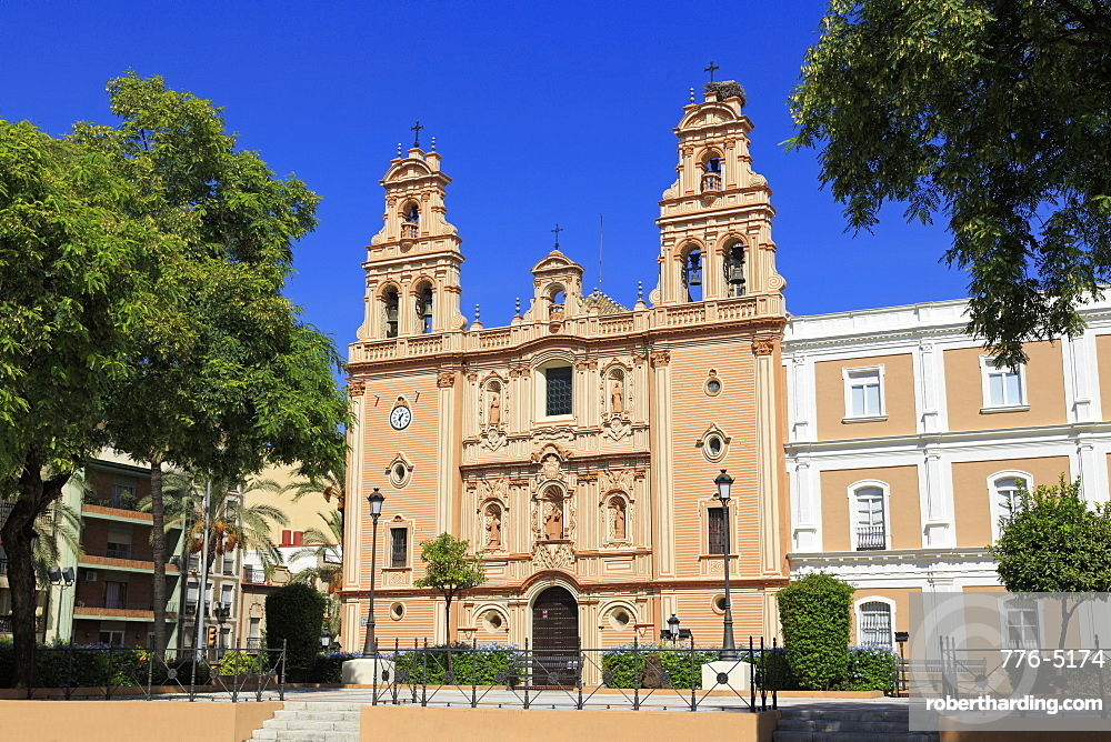 Cathedral of La Merced, Huelva, Andalusia, Spain, Europe