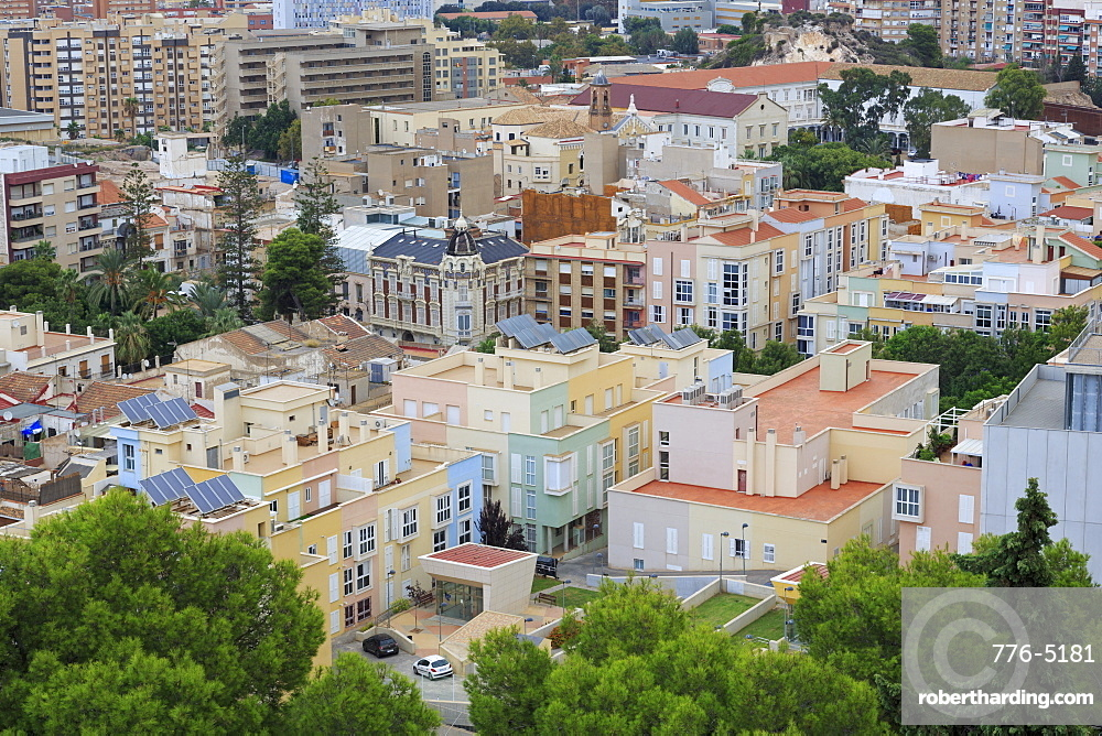 Cartagena City, Murcia, Spain, Europe