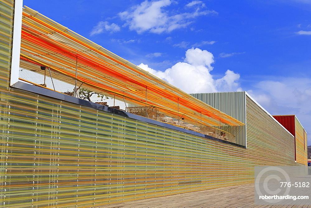 Auditorium and Congress Center, Cartagena, Murcia, Spain, Europe