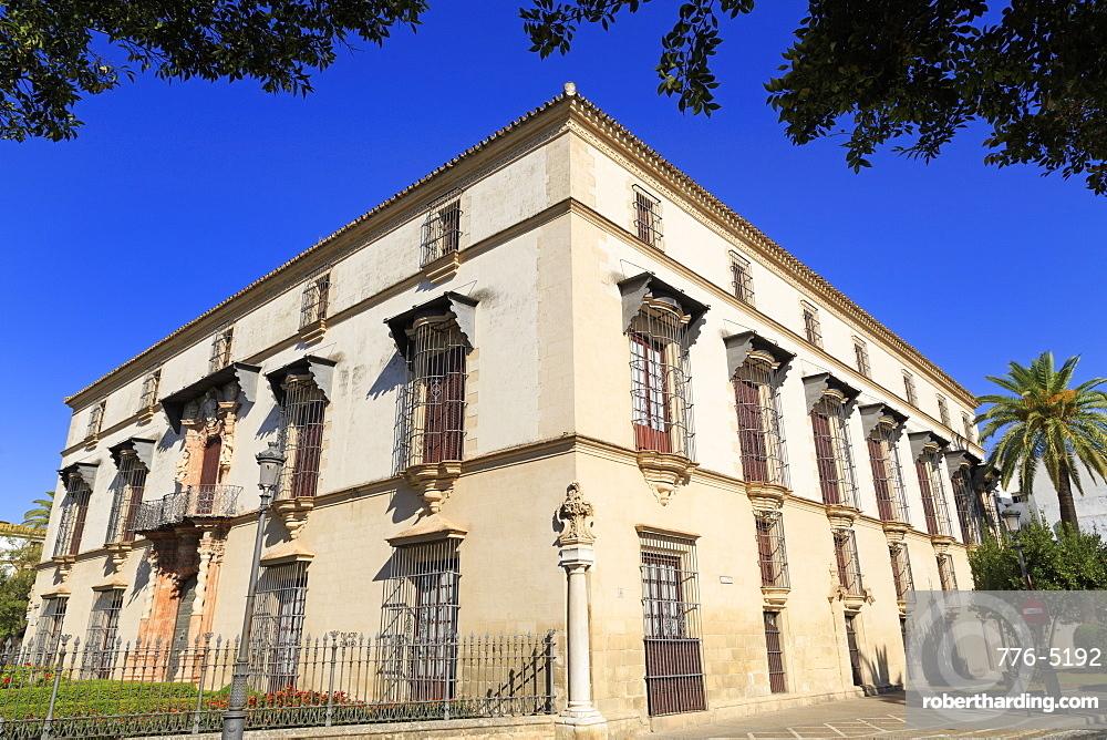 Palacio Domecq, Jerez de la Frontera, Andalusia, Spain, Europe