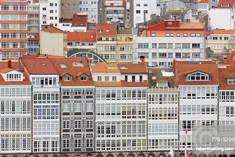 Waterfront, La Coruna City, Galicia, Spain, Europe