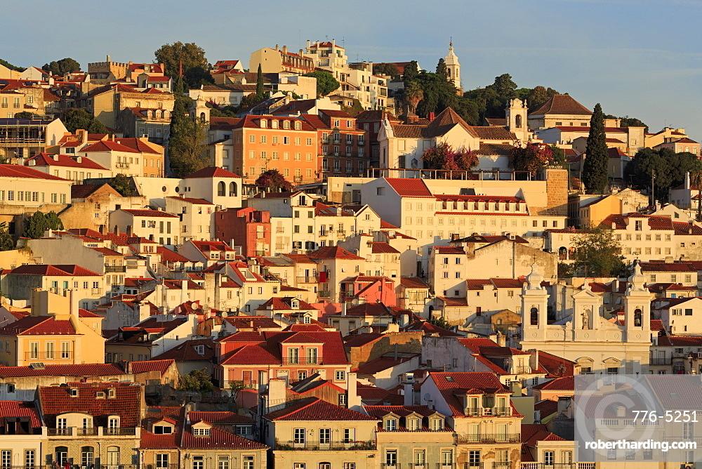 Alfama District, Lisbon, Portugal, Europe