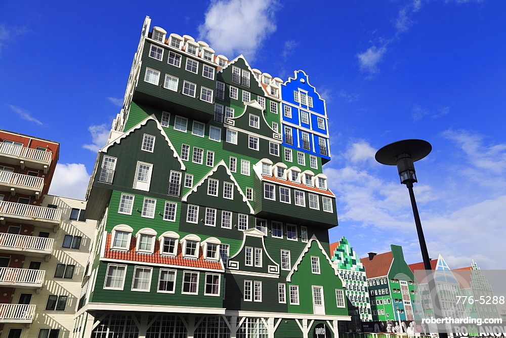 Inntel Hotel, Zaandam, Holland, Netherlands, Europe