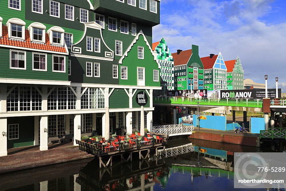 Inntel Hotel, Zaandam, Holland, Netherlands, Europe