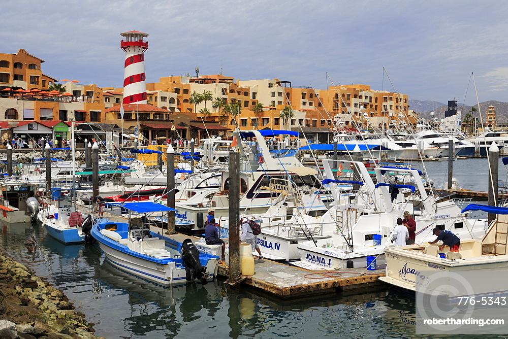 Marina, Cabo San Lucas, Baja California Sur, Mexico, North America
