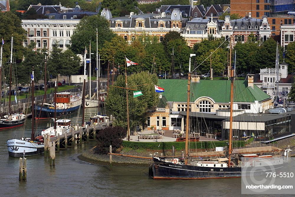 Veerhaven, Rotterdam, Netherlands, Europe