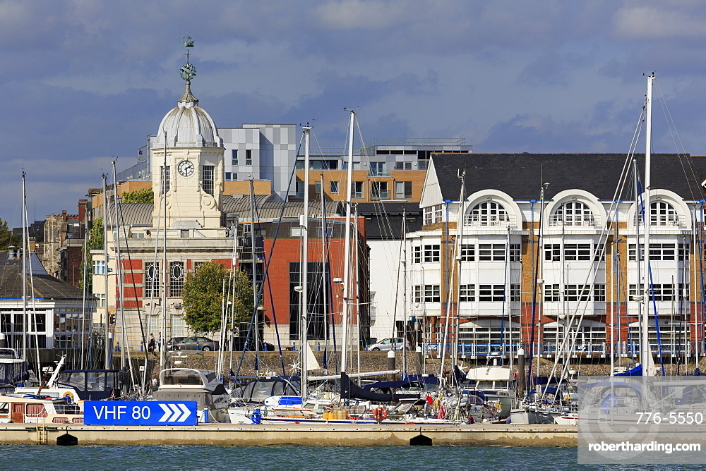 Town Quay, Southampton, Hampshire, England, United Kingdom, Europe