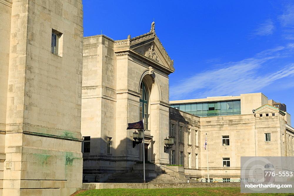 Civic Centre, Southampton, Hampshire, England, United Kingdom, Europe