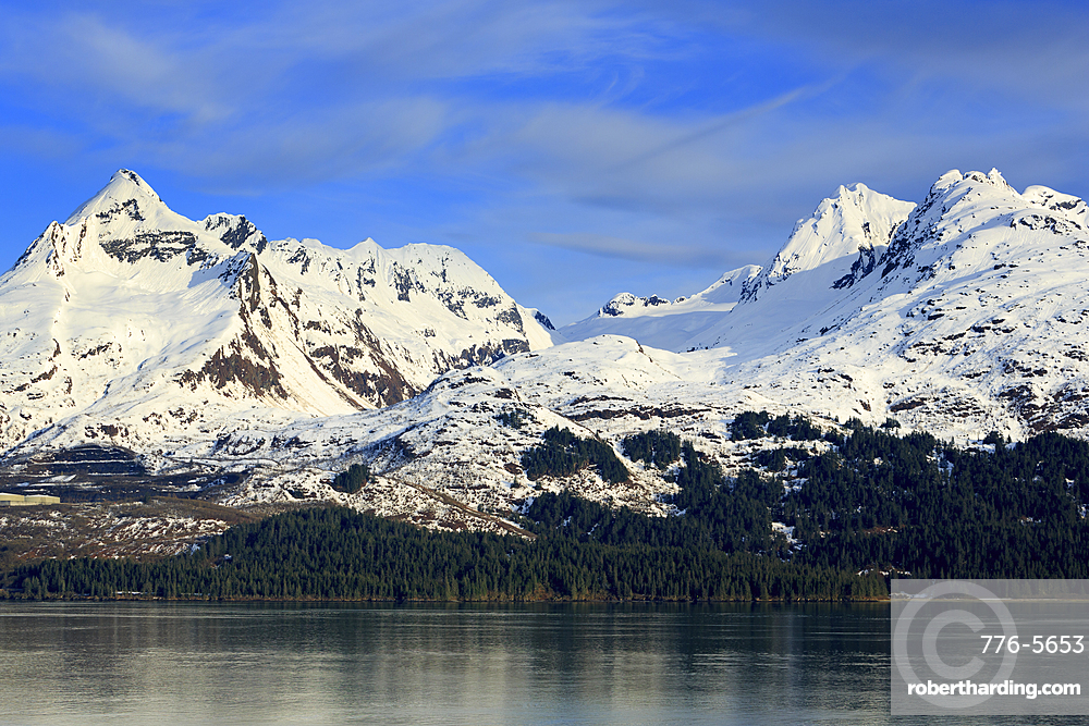 Prince William Sound, Valdez, Alaska, USA