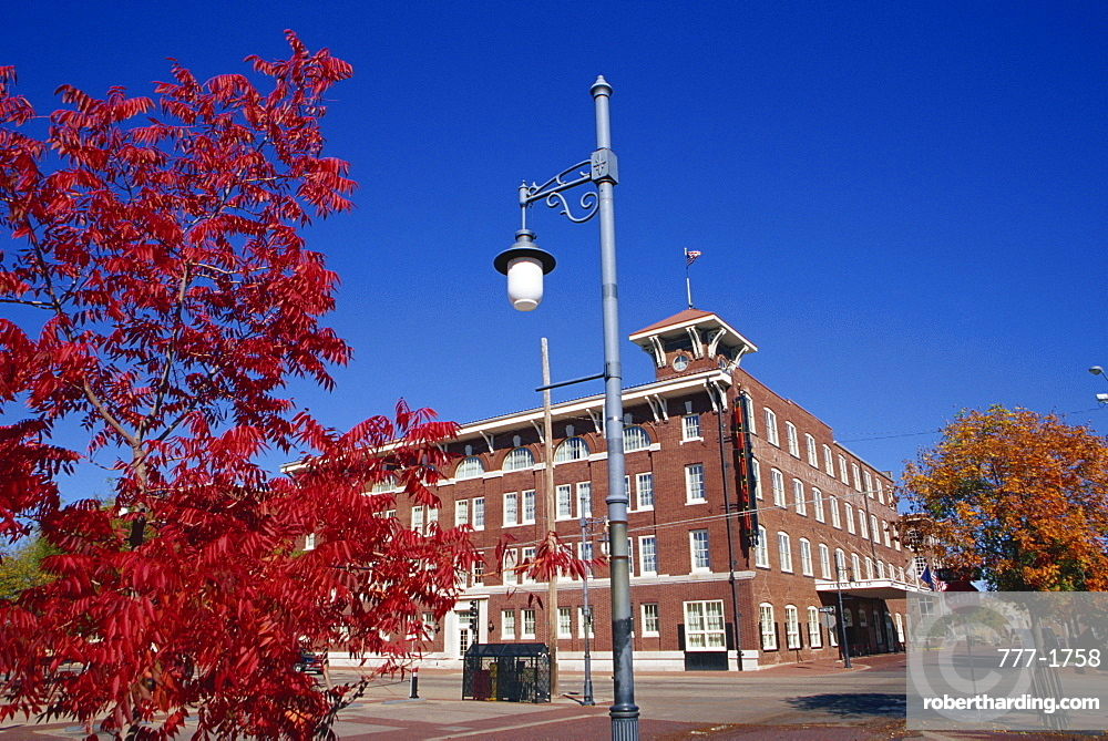 Old Town, Wichita, Kansas, United States of America, North America