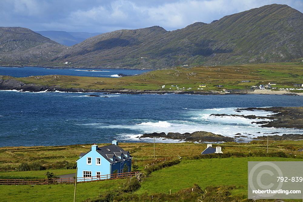 Ballydonegan Bay, Ring of Beara, Beara Peninsular, Wild Atlantic Way, County Cork, Republic of Ireland, Eire, Europe