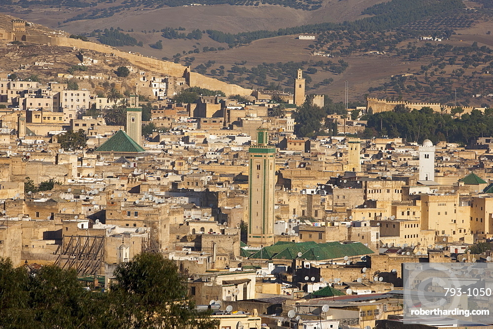 Fez, Morocco, North Africa, Africa   Stock Photo