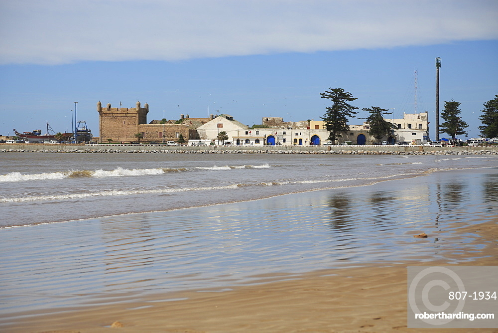 Beach, Essaouira, Morocco, Atlantic Coast, North Africa, Africa