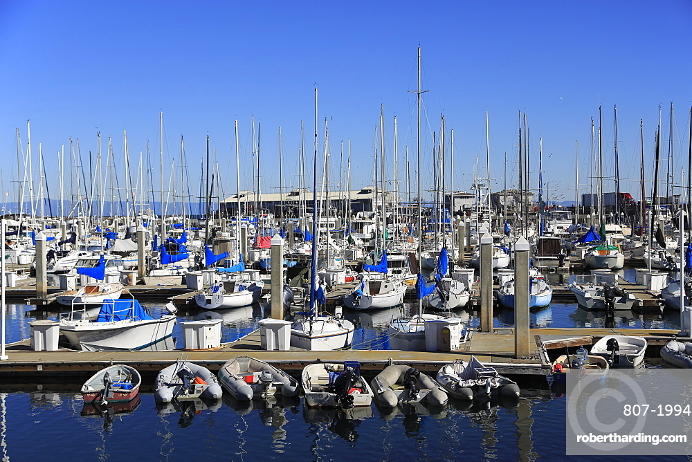 Marina, Monterey, Monterey Bay, Peninsula, Pacific Ocean, California, United States of America, North America