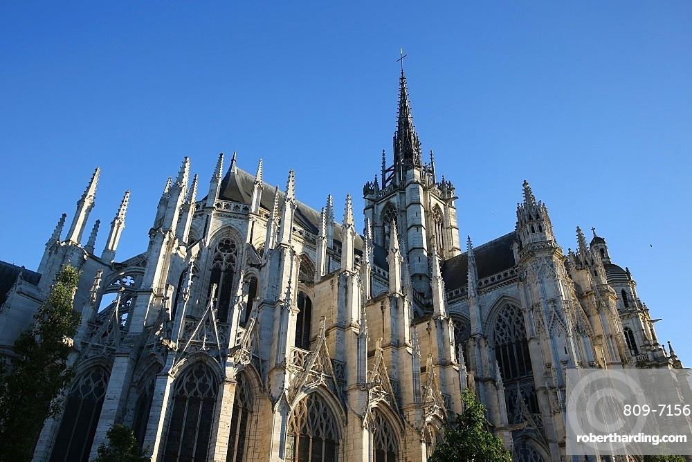 Notre Dame cathedral, Evreux.