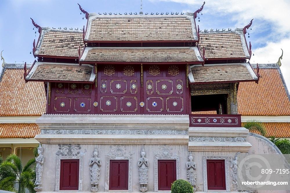 Wat Chedi Luang, Chiang Mai. Thailand.