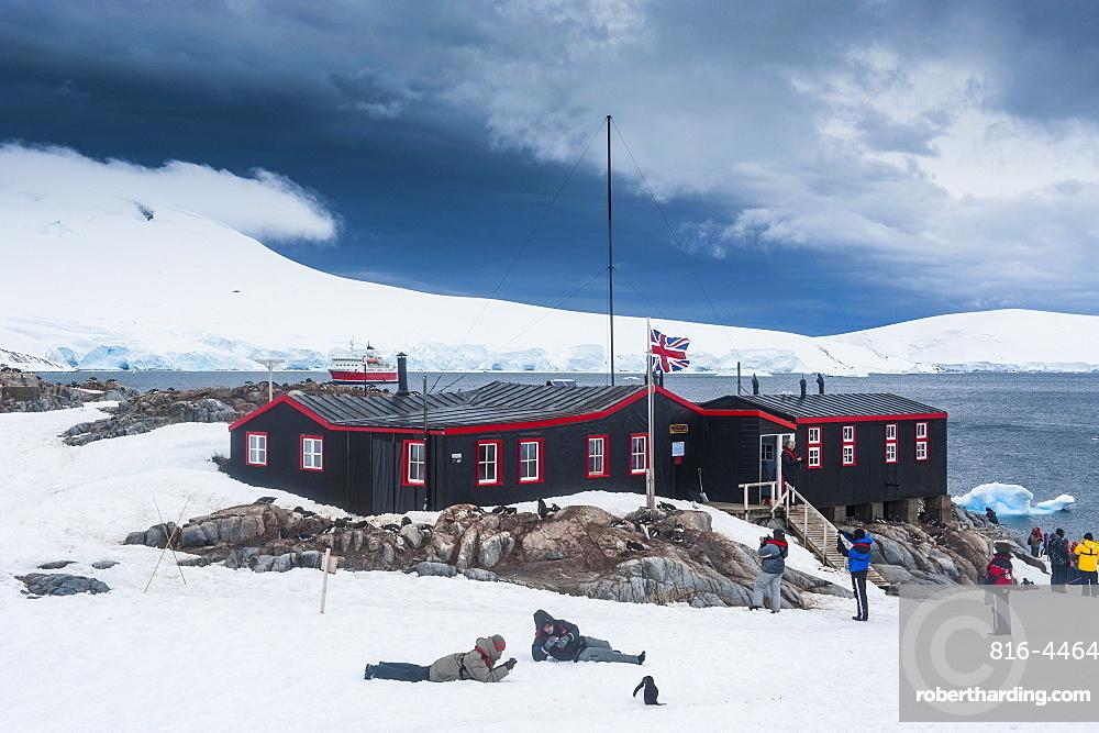Port Lockroy research station, Antarctica, Polar Regions