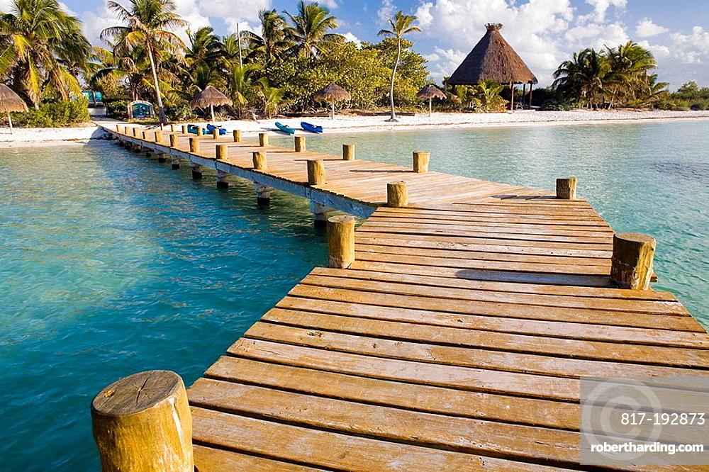 Isla Contoy, Cancun, Yucatan, Mexico