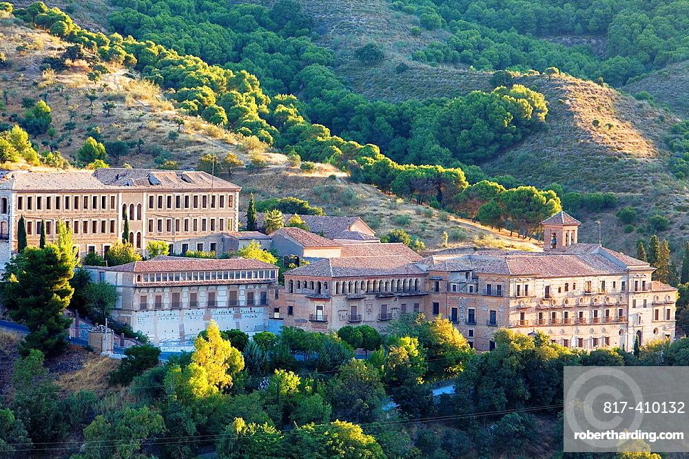 Sacromonte Abbey, Granada ,Andalusia, Sapin | Stock Photo