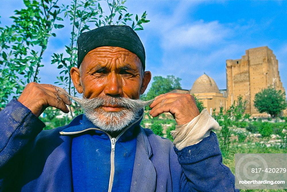 Portrait Shakhrisabz Uzbekistan, Central Asia, Silk Road, Unesco World Heritage Sitee