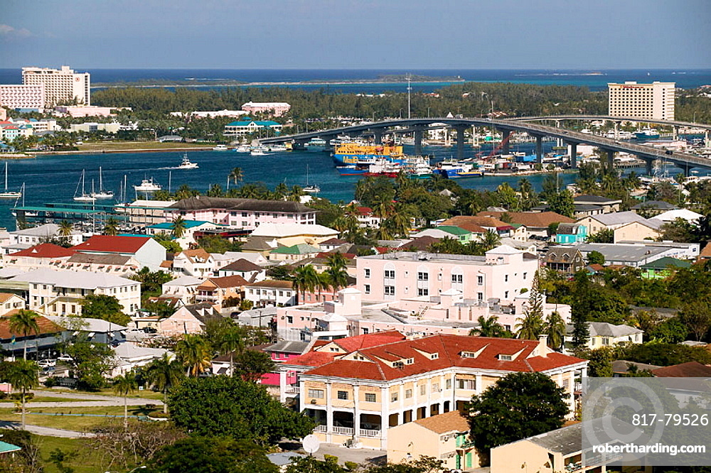 Bahamas, New Providence Island, Nassau: Nassau Port and Paradise Island, Bridges