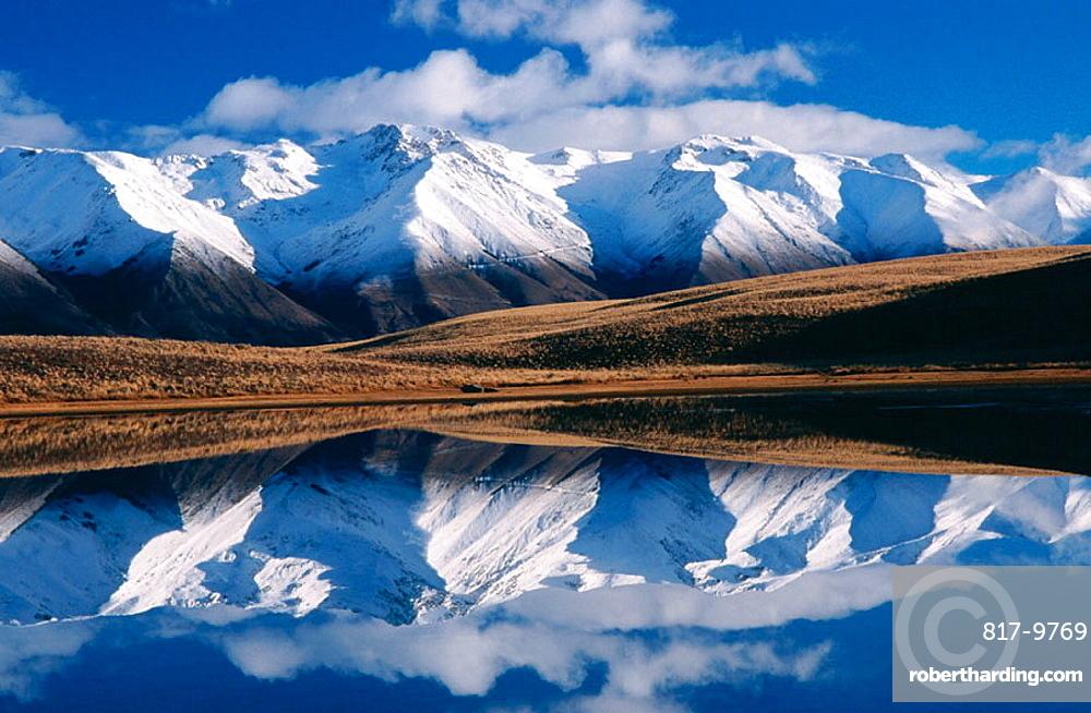 McKenzie Basin, New Zealand