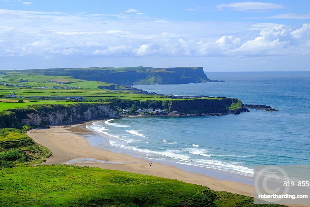 White Park Bay, County Antrim, Northern Ireland