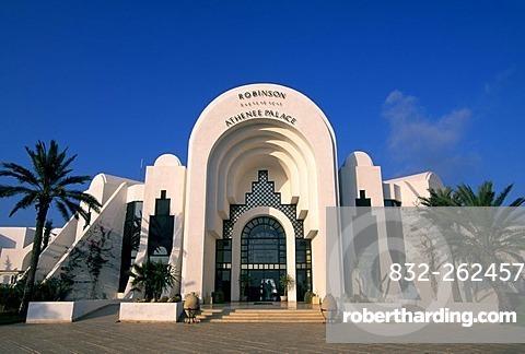 Athenee Palace, Robinson Club, Djerba, Tunisia, Africa