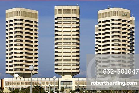 Dhat Al Imad office building Tripoli Libya