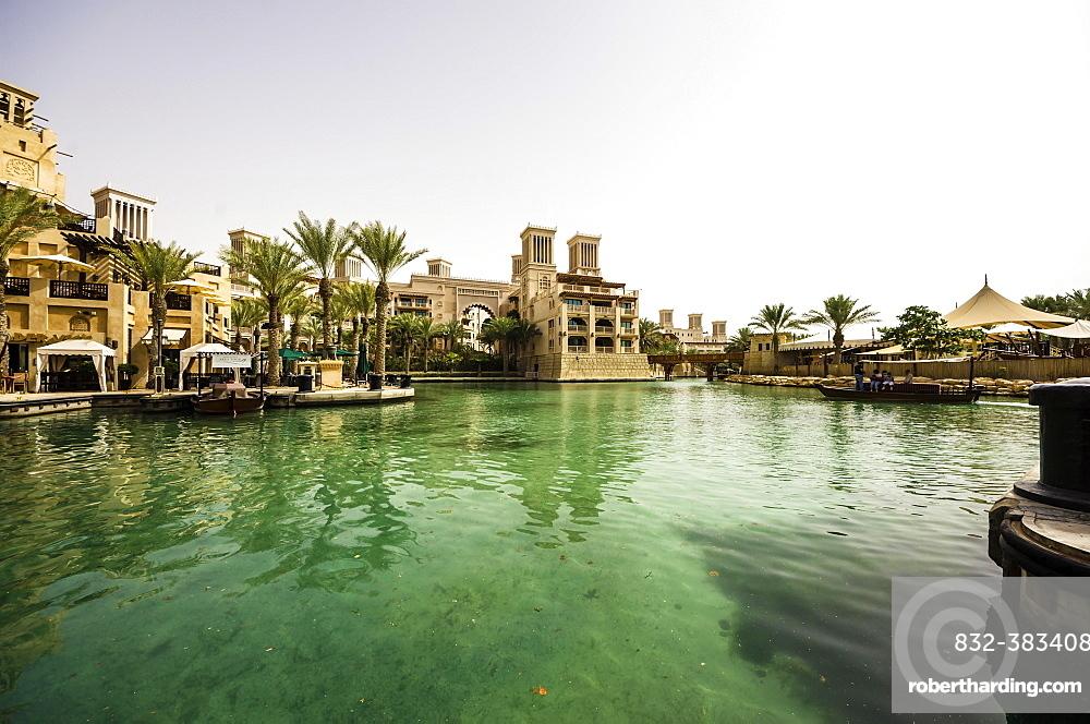Madinat Jumeirah, Arabian Resort, Umm Suqeim 3, Dubai, United Arab Emirates, Asia