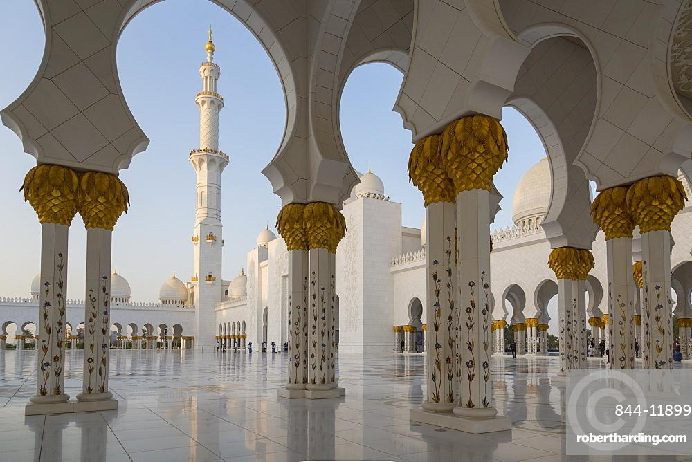 Exterior: Inside The Sheikh Zayed Grand