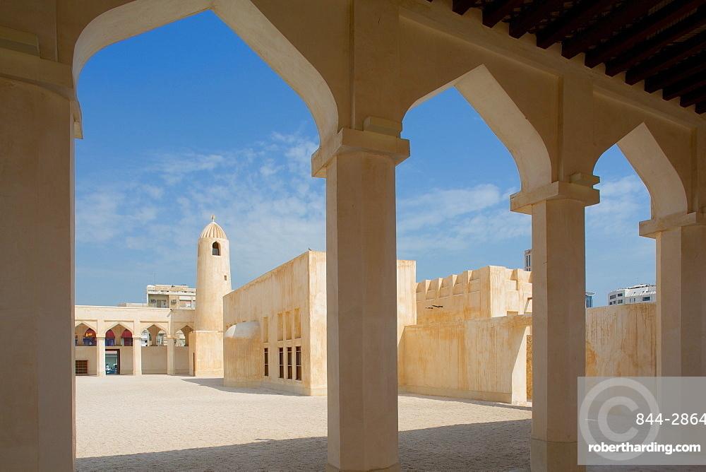 Doha Souq, Doha, Qatar, Middle East