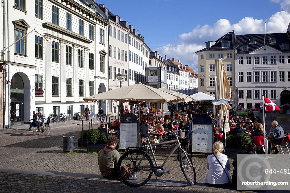 Nygate Cafe, Copenhagen, Denmark, Scandinavia, Europe