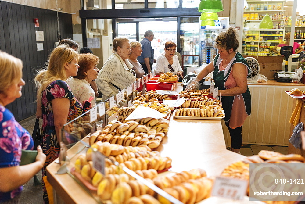 Riga Central Market, Riga, Latvia, Baltic States, Europe