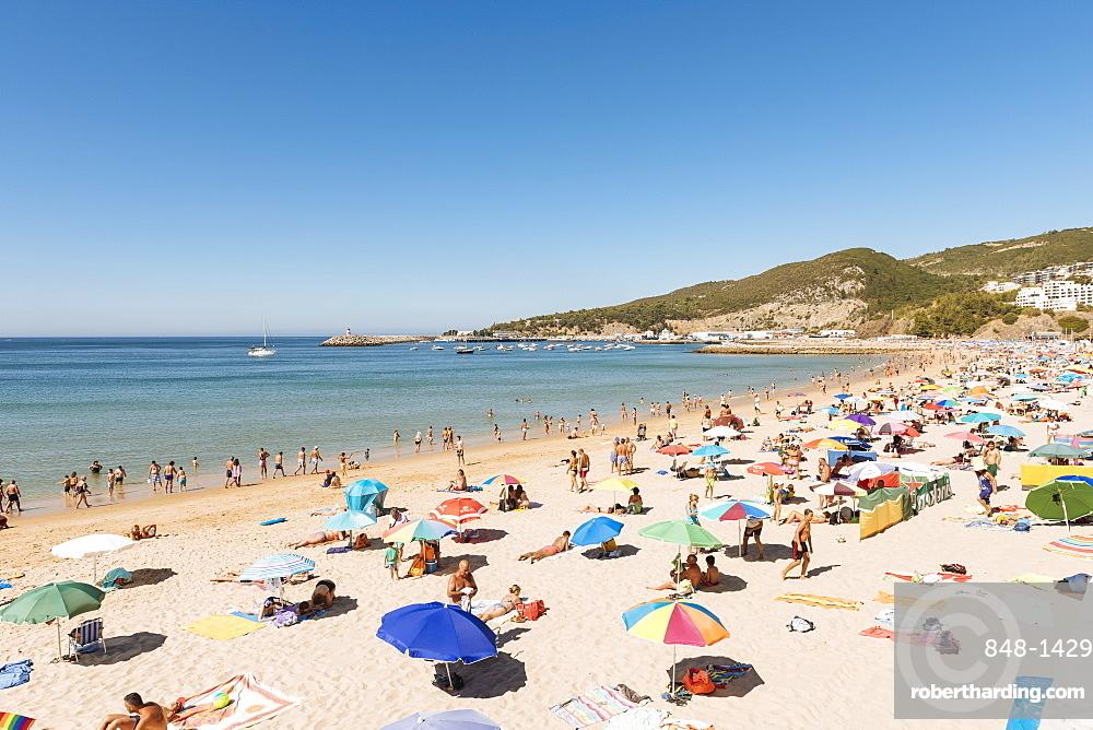 Seisimbra Beach, Setubal District, Portugal, Europe