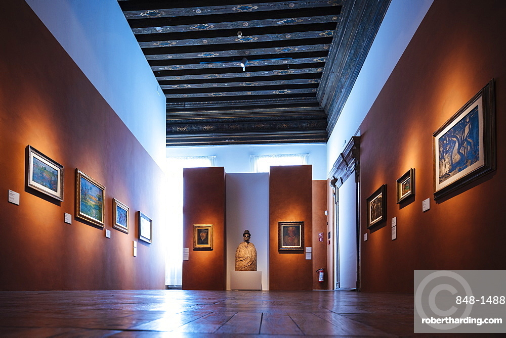 Ca' Pesaro International Gallery of Modern Art, Venice, Veneto Province, Italy, Europe