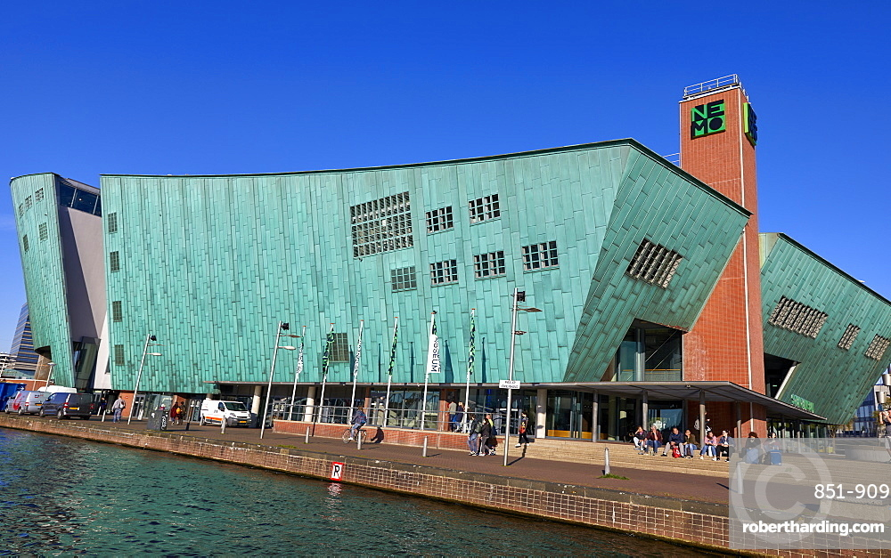 NEMO Museum is a science centre in Amsterdam, Netherlands.
