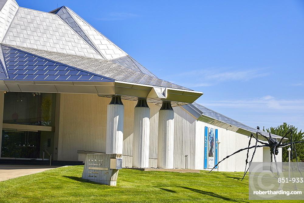 Kemper Museum of Contemporary Art in KC.