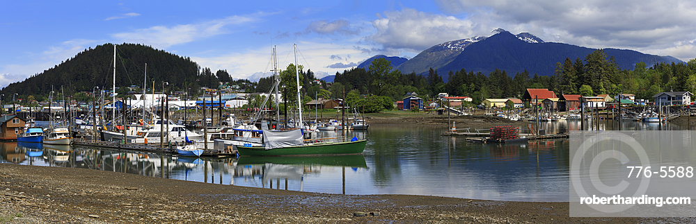 Reliance Harbor, Wrangel, Alaska, United States of America, North America