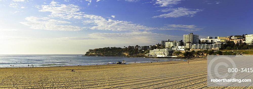 Bondi Beach, Sydney, New South Wales, Australia, Pacific