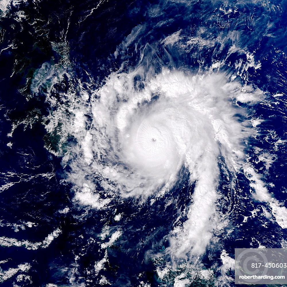 Typhoon Bopha, December 3, 2012