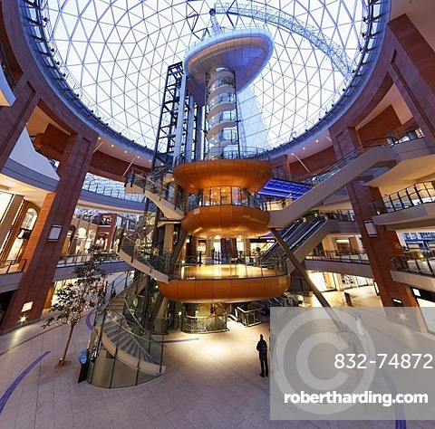 e9dc7630c1580 Victoria Square Shopping Centre, Belfast, Northern Ireland, Ireland, Great  Britain, Europe
