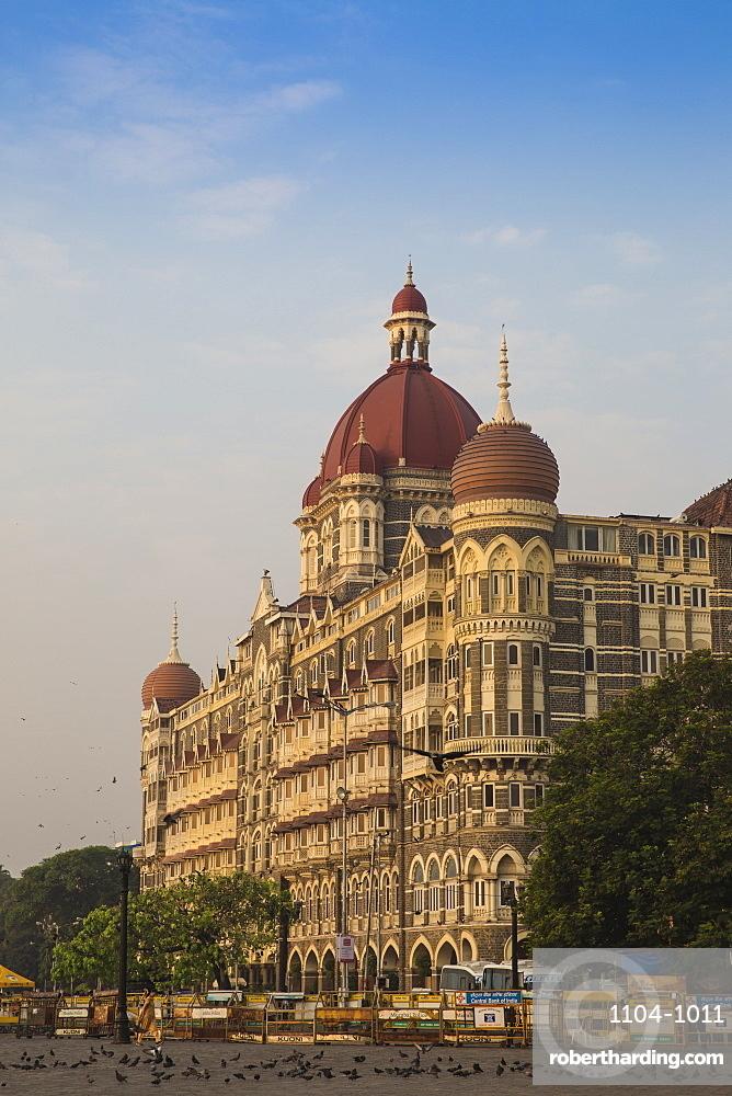 India, Maharashtra, Mumbai, Taj Mahal Palace Hotel