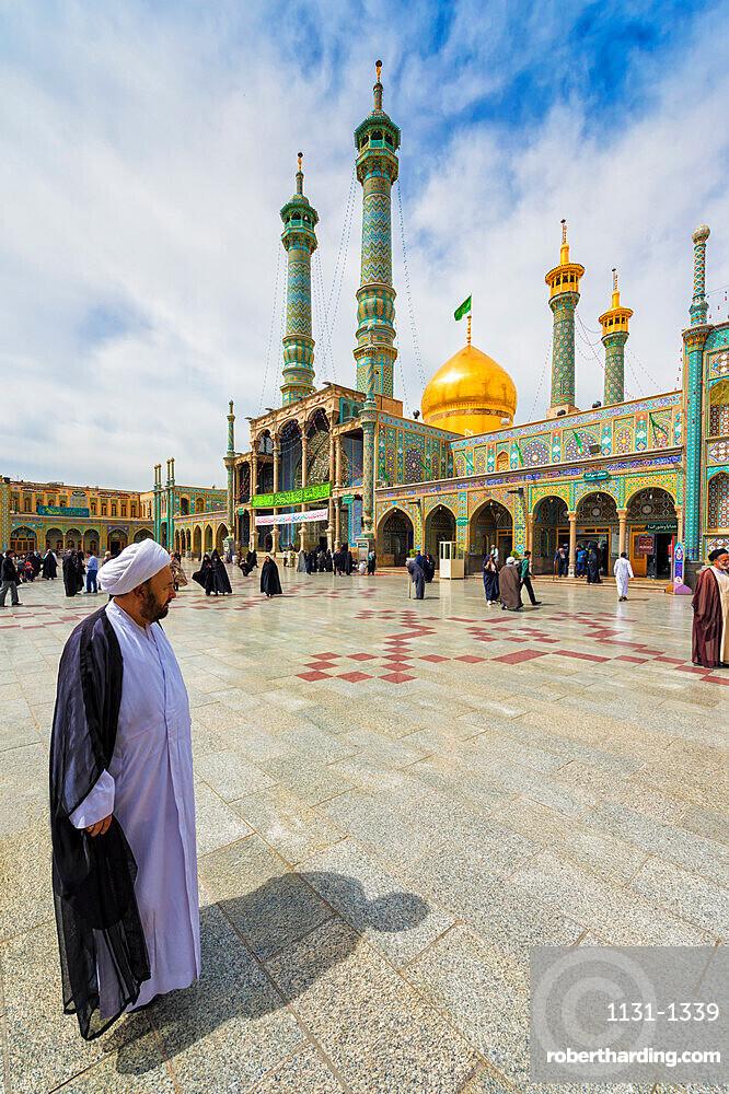 Hazrat-e Masumeh, Shrine of Fatima al-masumeh , Qom, Iran