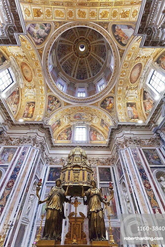 Santa Maria Maggiore church, UNESCO World Heritage Site, Rome, Lazio, Italy, Europe
