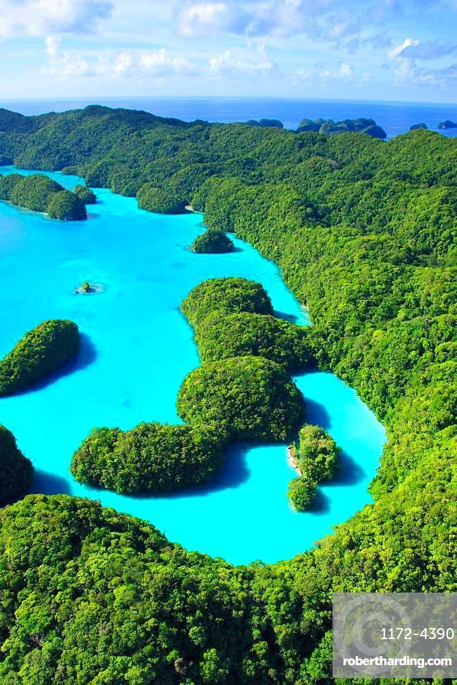 Milky Way, Palau