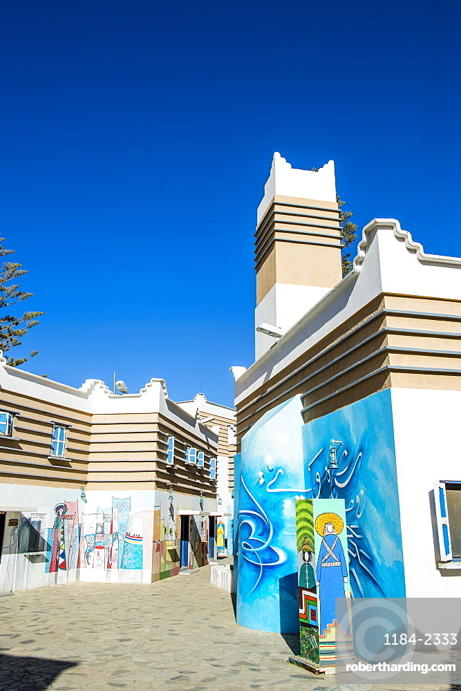 Muftaha Village Art Gallery, Abha, Saudi Arabia, Middle East