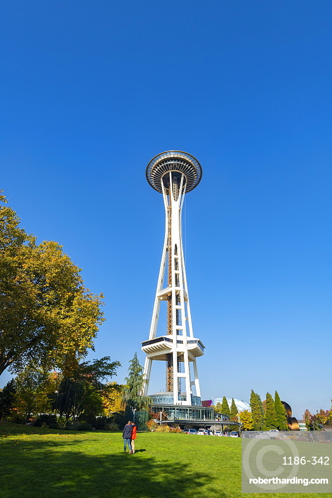 Space needle Seattle, Washington, United States of America